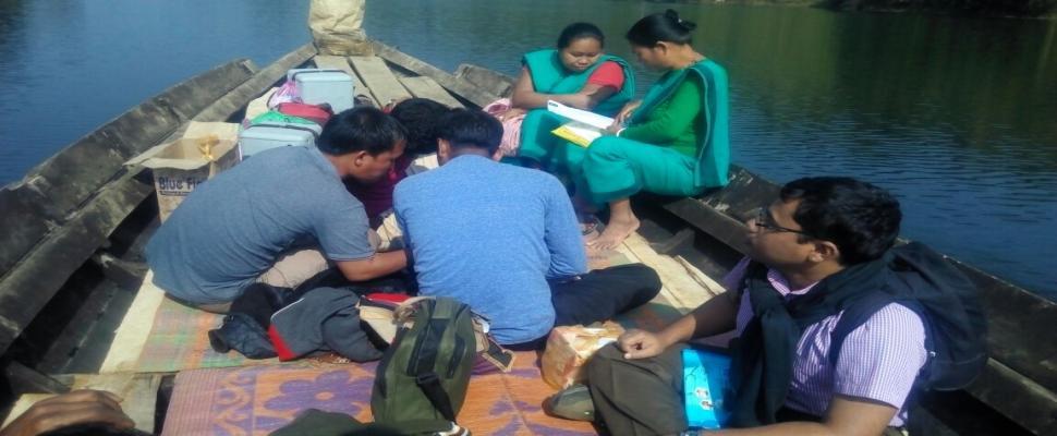 Gomati District Exercises Leprosy Survey at Tirthamukh
